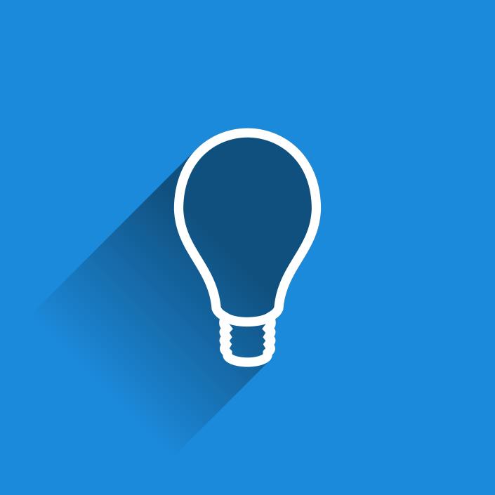 Button / Icon Referenzen Werbetext
