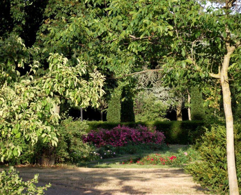Der Stadtgarten in Vegesack ist ein ehemals botanischer Garten