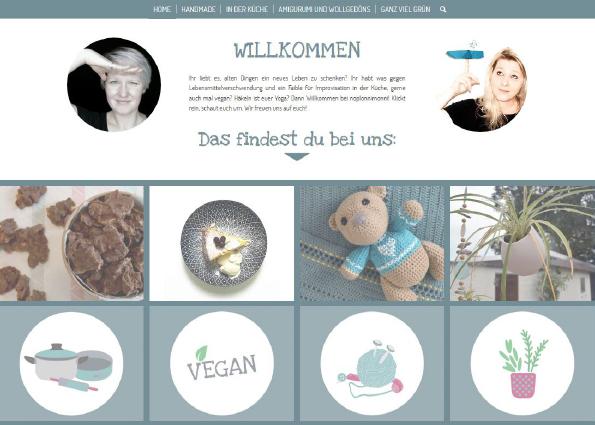 Bloggen mit Leidenschaft gibt es auf noplonnimonni, dem DIY-Blog für Selbermacherei