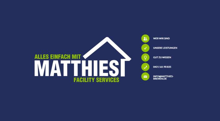 Webseitentext Matthies Facility Service Hausmeisterdienst