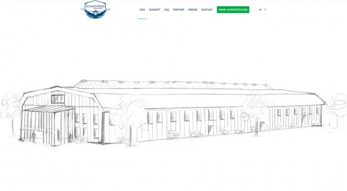 Webseitentext Verein Lehrschwimmbad Blumenthal